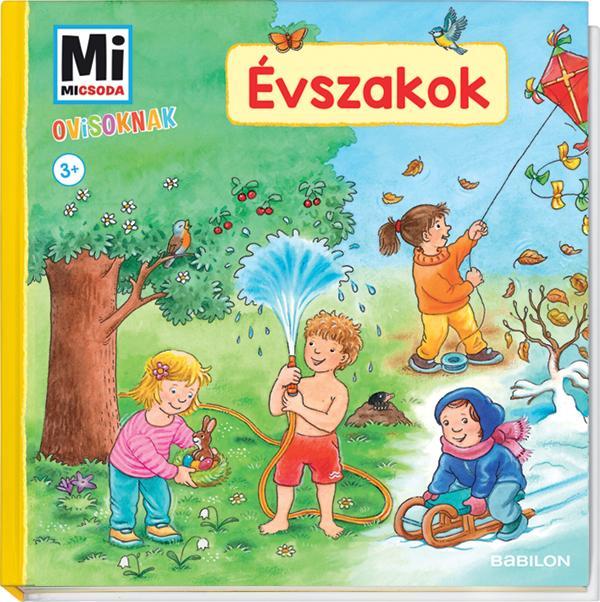MI MICSODA OVISOKNAK - ÉVSZAKOK