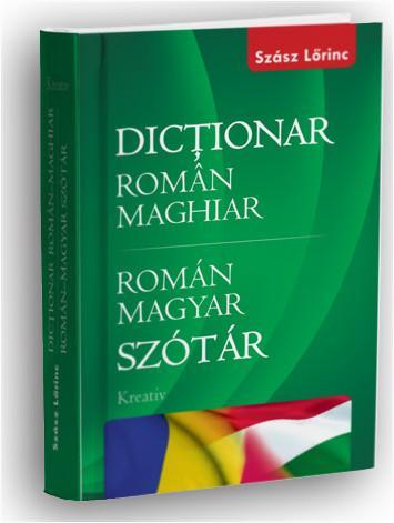 - - DICTIONAR ROMÂN - MAGHIAR-ROMÁN-MAGYAR SZÓTÁR