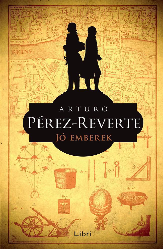 PÉREZ-REVERTE, ARTURO - JÓ EMBEREK