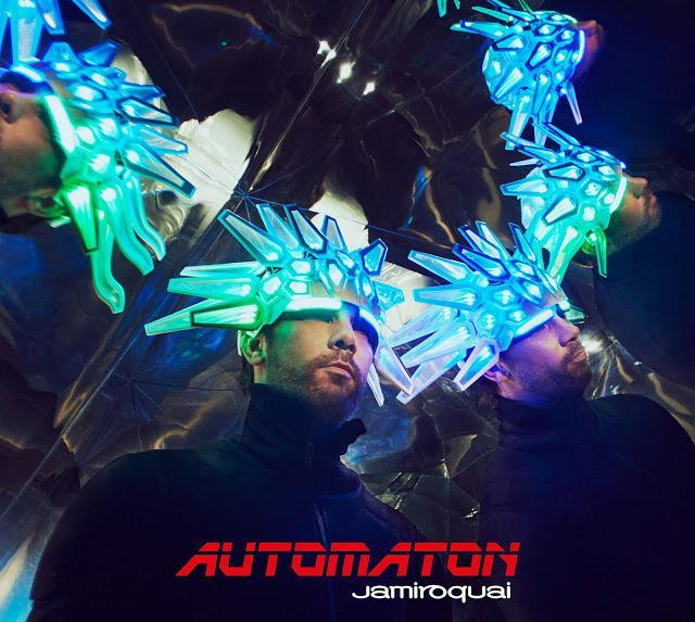 JAMIROQUAI - AUTOMATON - CD -