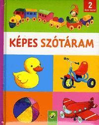KÉPES SZÓTÁRAM - 2 ÉVES KORTÓL