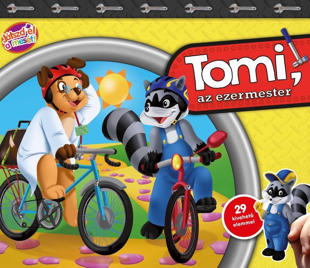 - - TOMI, AZ EZERMESTER