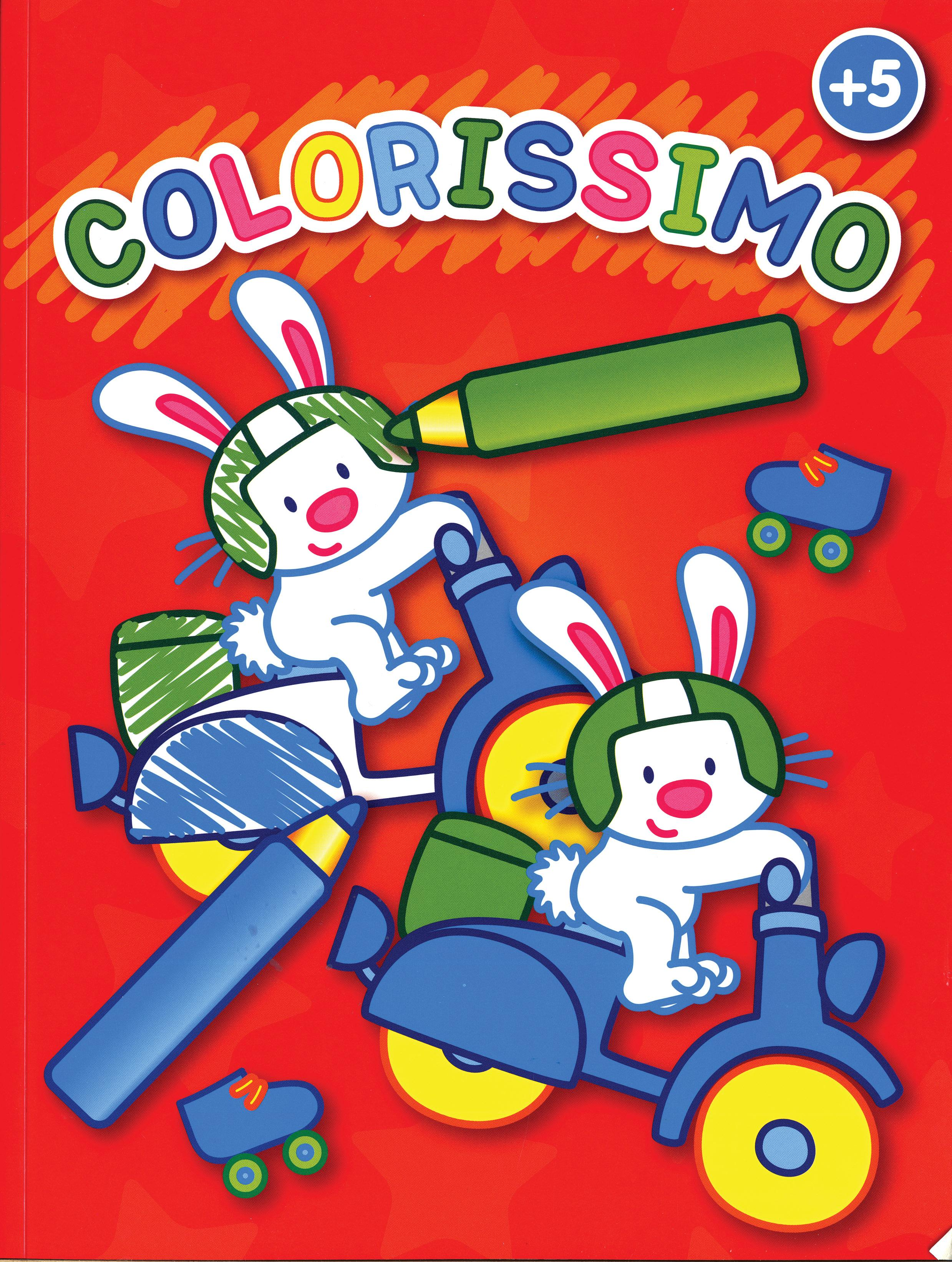 COLORISSIMO 5+