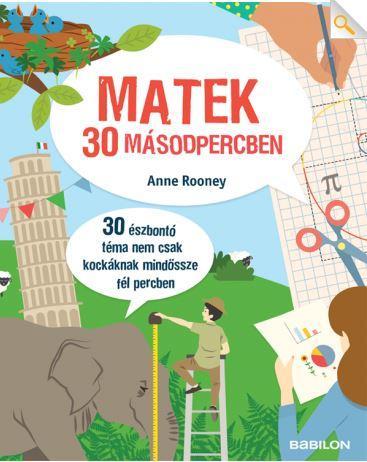 ROONEY, ANNE - MATEK 30 MÁSODPERCBEN