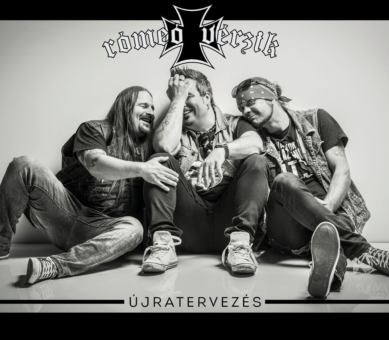 ÚJRATERVEZÉS - RÓMEÓ VÉRZIK - CD -