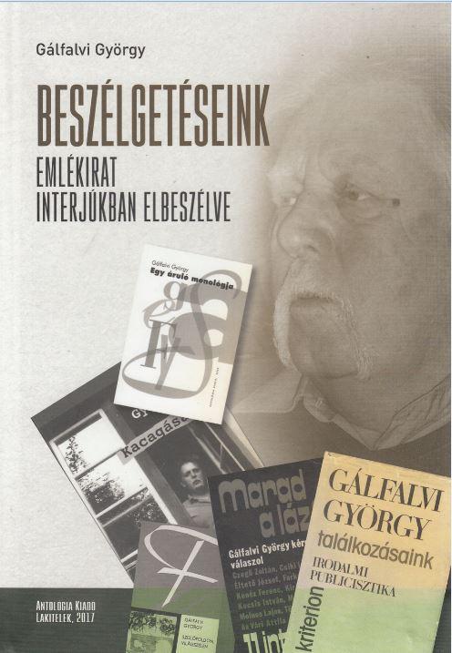 BESZÉLGETÉSEINK - EMLÉKIRAT INTERJÚKBAN ELBESZÉLVE