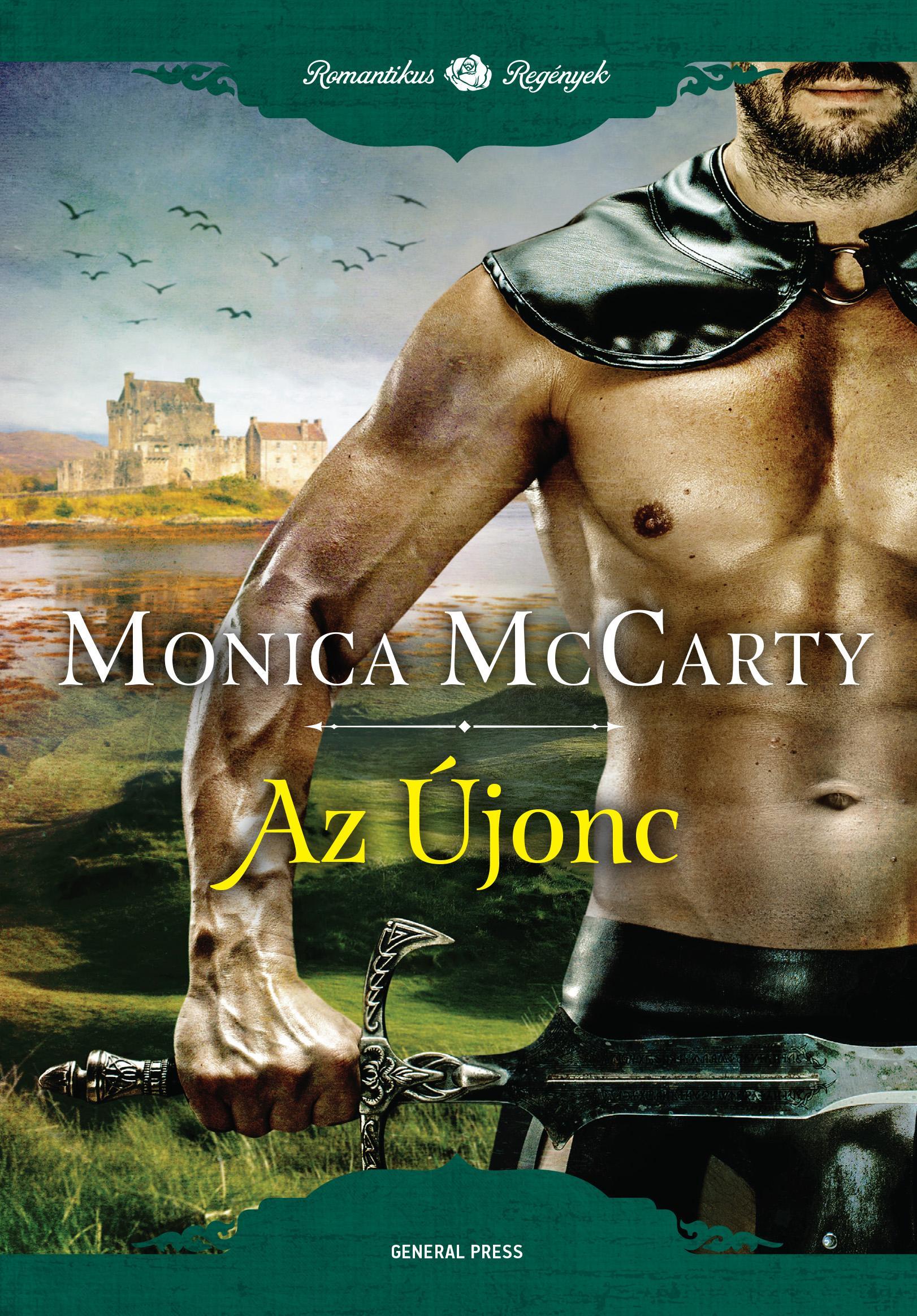 MCCARTY, MONICA - AZ ÚJONC