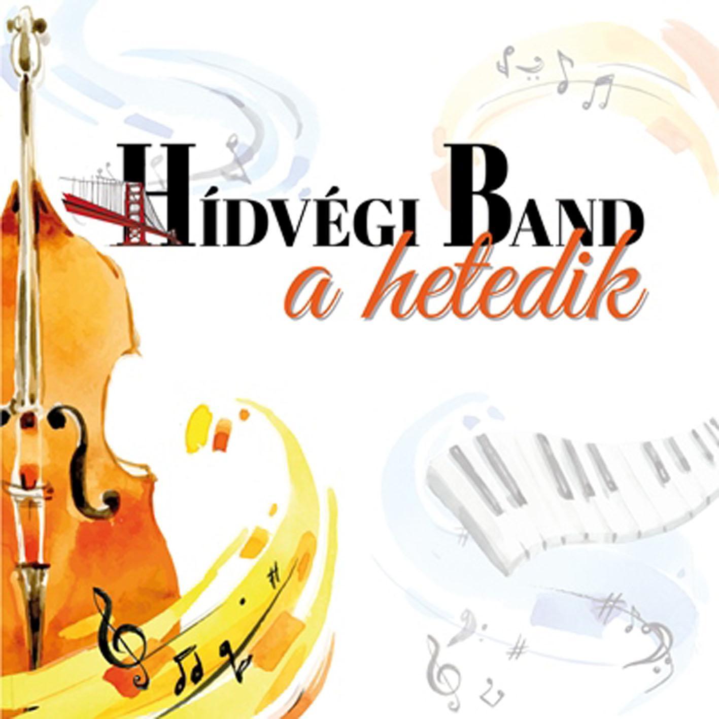 HIDVÉGI BAND - A HETEDIK - HÍDVÉGI BAND - CD -