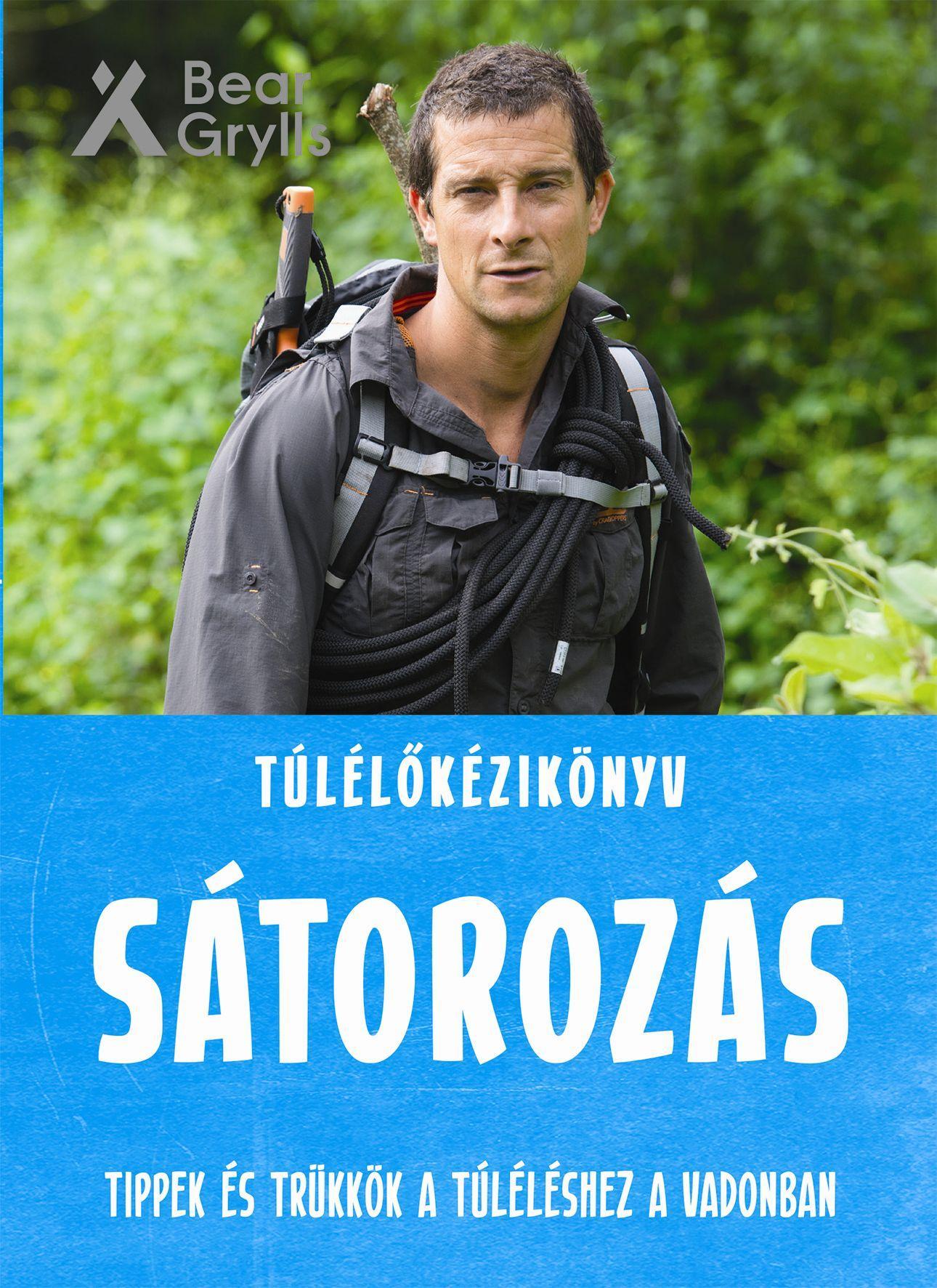 SÁTOROZÁS - TÚLÉLŐKÖNYV
