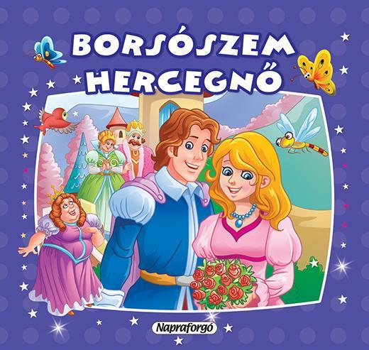 BORSÓSZEM HERCEGNŐ - MINI POP-UP
