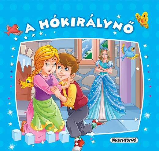 - - A HÓKIRÁLYNŐ - MINI POP-UP