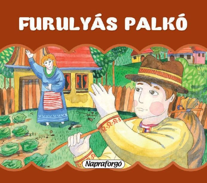 FURULYÁS PALKÓ - MINI POP-UP