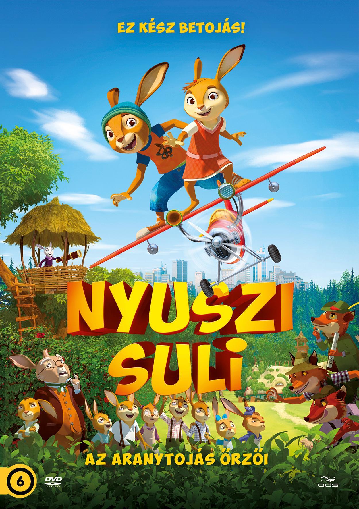NYUSZI SULI - DVD -