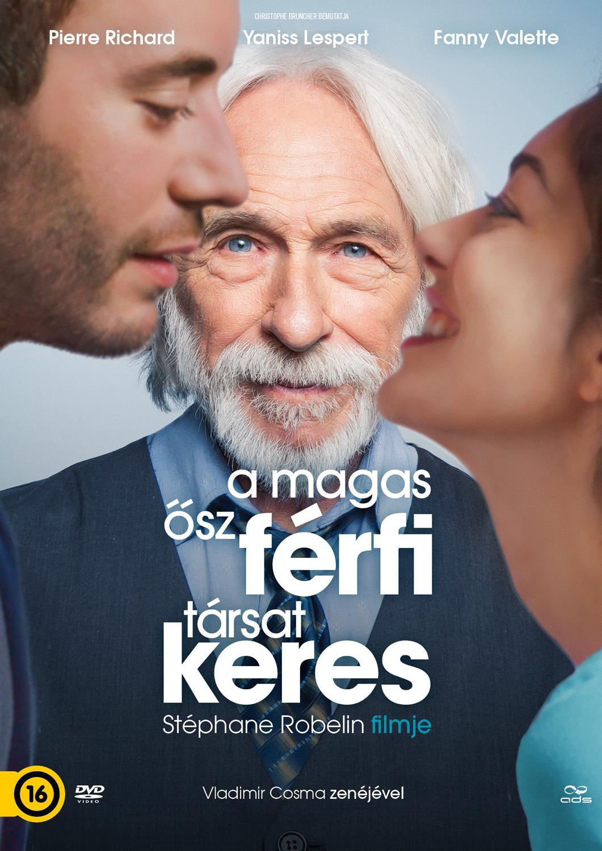 A MAGAS ŐSZ FÉRFI TÁRSAT KERES - DVD -