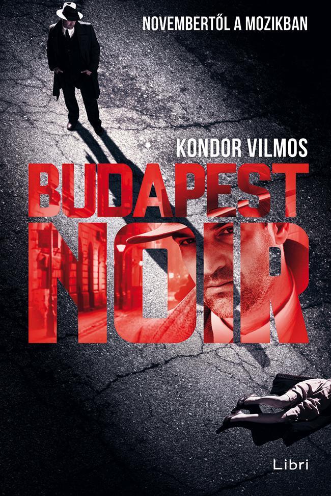 BUDAPEST NOIR (KÖTÖTT, FILMES)