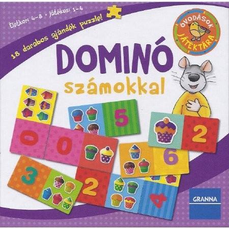 DOMINÓ SZÁMOKKAL