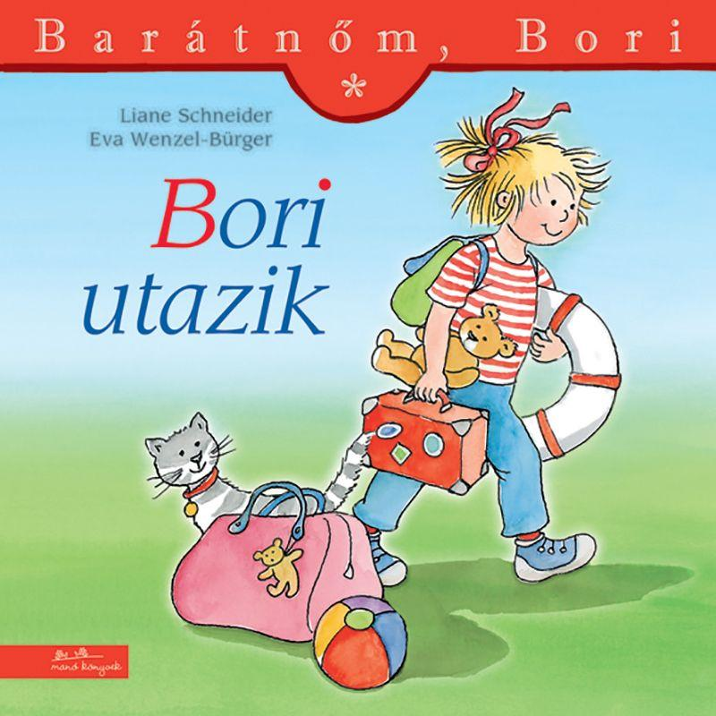 BORI UTAZIK - BARÁTNŐM, BORI