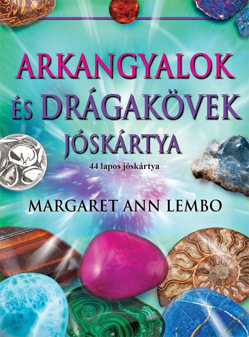 LEMBO, MARGARET ANN - ARKANGYALOK ÉS DRÁGAKÖVEK JÓSKÁRTYA