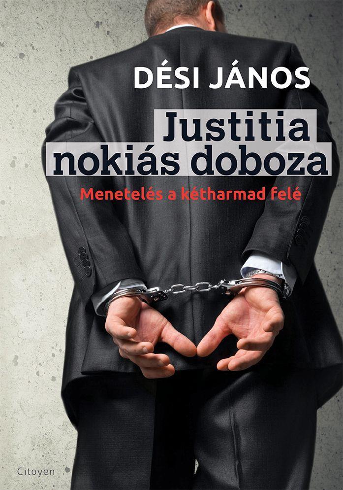 JUSTITIA NOKIÁS DOBOZA
