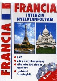- FRANCIA INTENZÍV NYELVTANFOLYAM (4 CD)