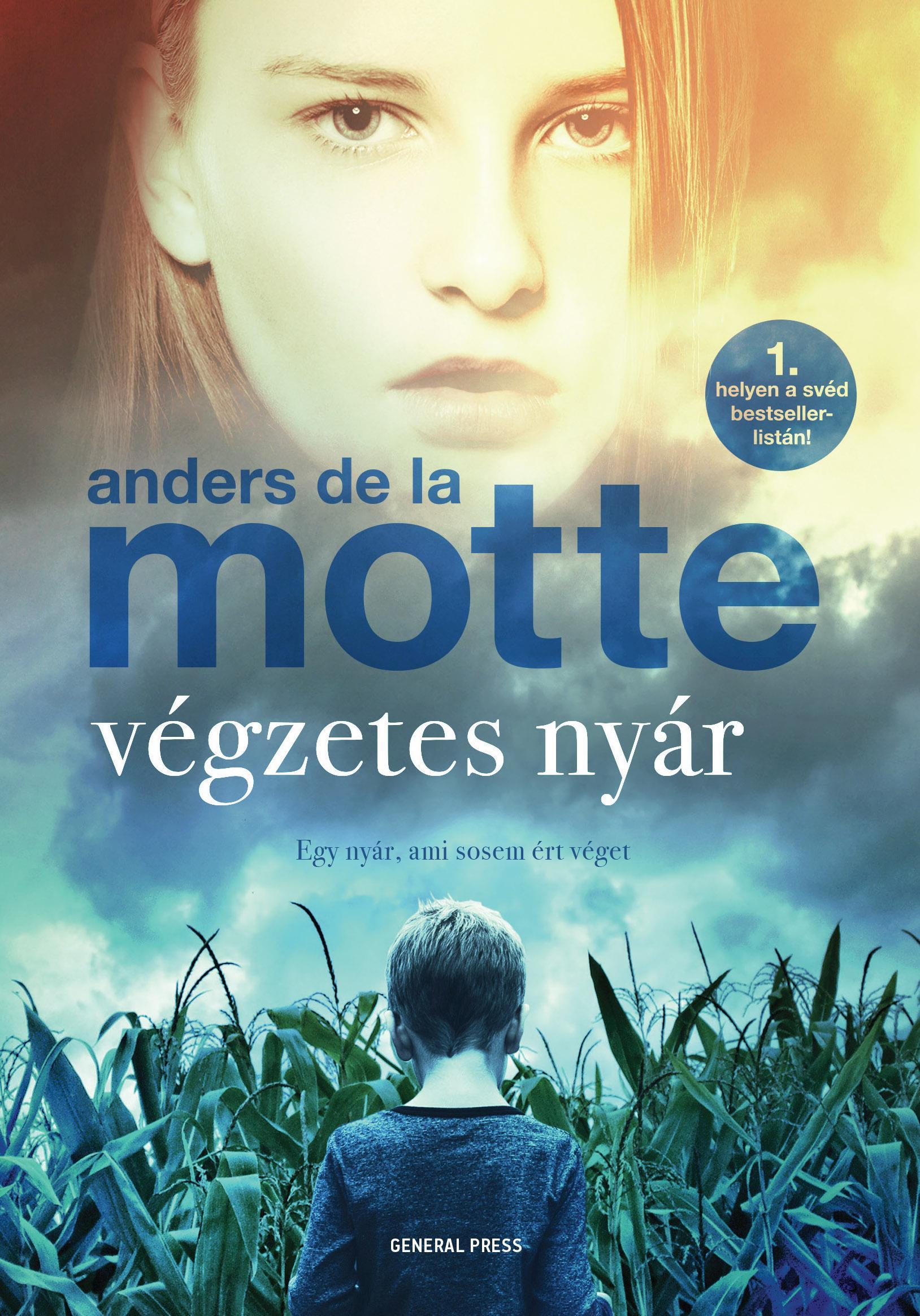 DE LA MOTTE, ANDERS - VÉGZETES NYÁR