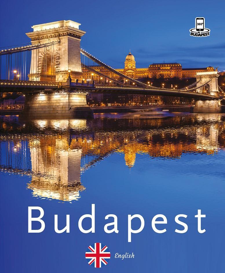 BUDAPEST - 360° ANGOL