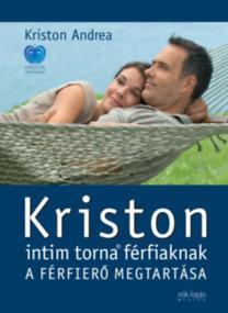 KRISTON INTIM TORNA FÉRFIAKNAK - ÚJ