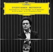 YEVGENY KISSIN - EVGENY KISSIN - BEETHOVEN SONATA - CD -