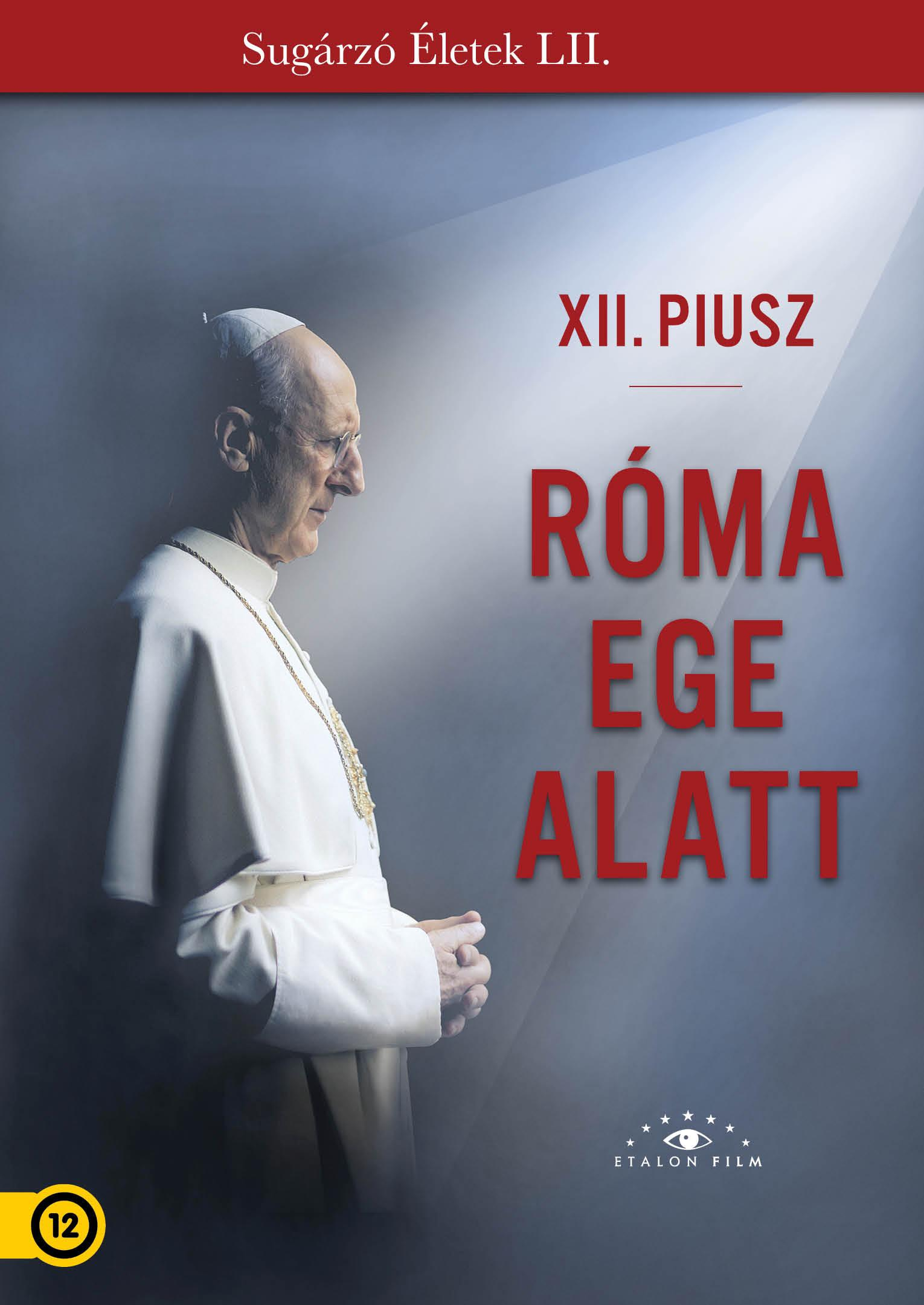 - XII. PIUSZ - RÓMA EGE ALATT - DVD -