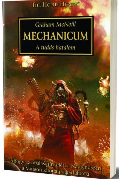 MCNEILL, GRAHAM - MECHANICUM - A TUDÁS HATALOM