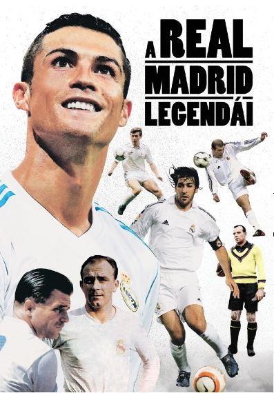 - - A REAL MADRID LEGENDÁI