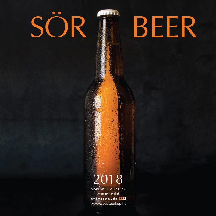 SÖR - NAPTÁR 2018 (22X22 CM)