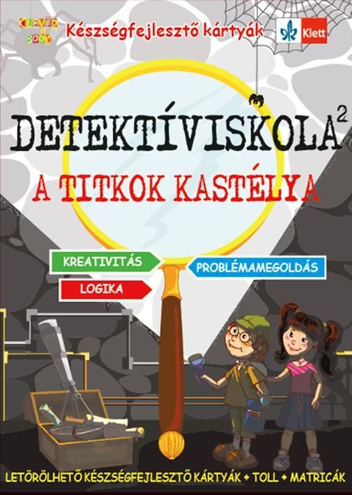 - DETEKTÍVISKOLA 2 – A TITKOK KASTÉLYA