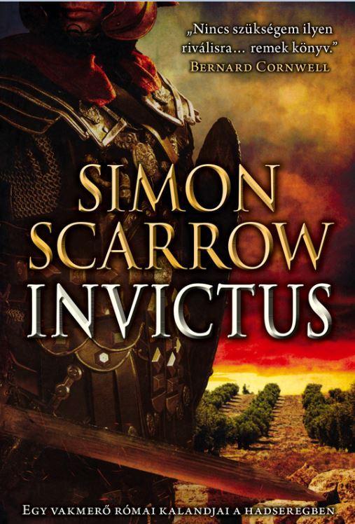 SCARROW, SIMON - INVICTUS