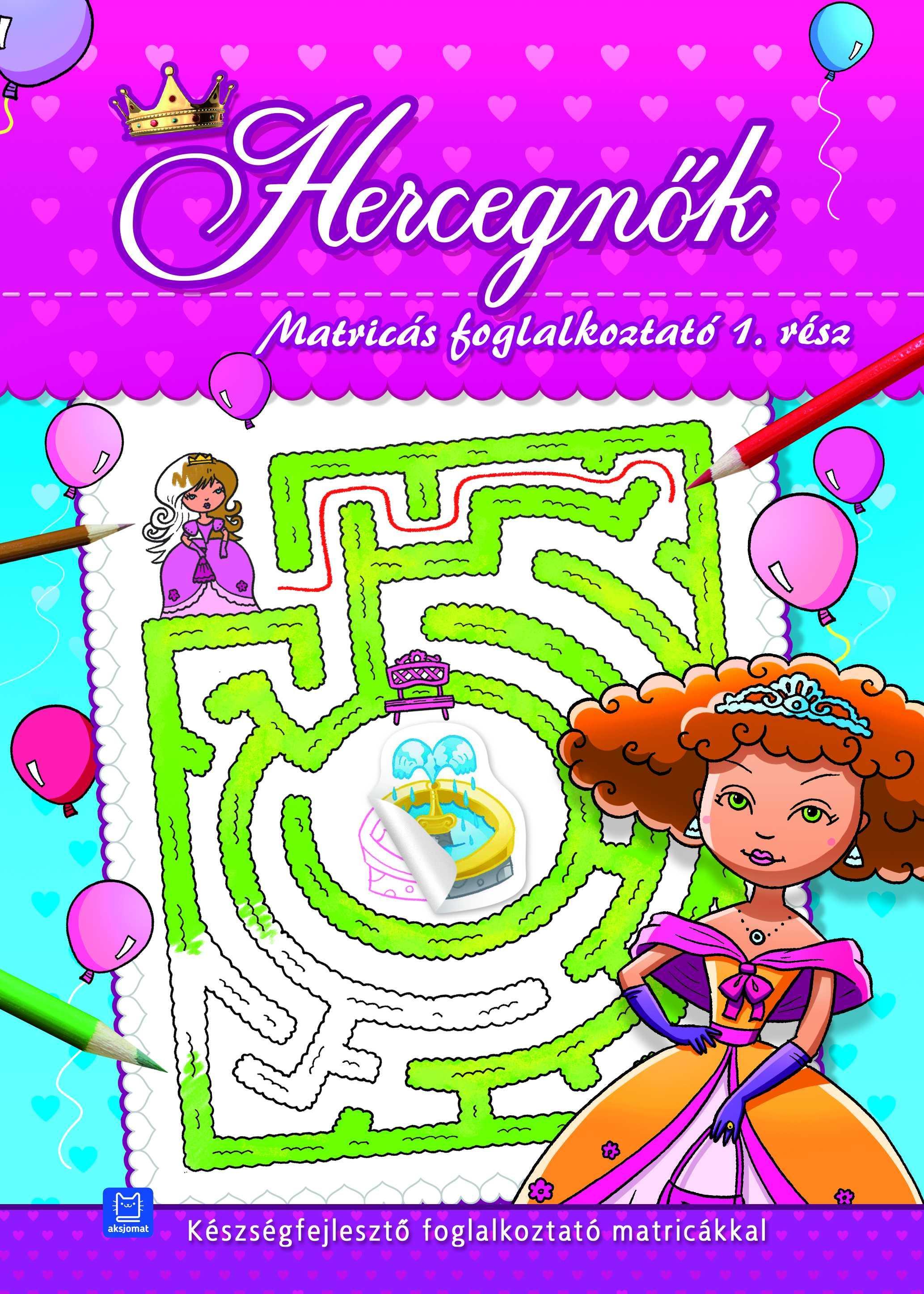 HERCEGNŐK - MATRICÁS FOGLALKOZTATÓ 1. RÉSZ