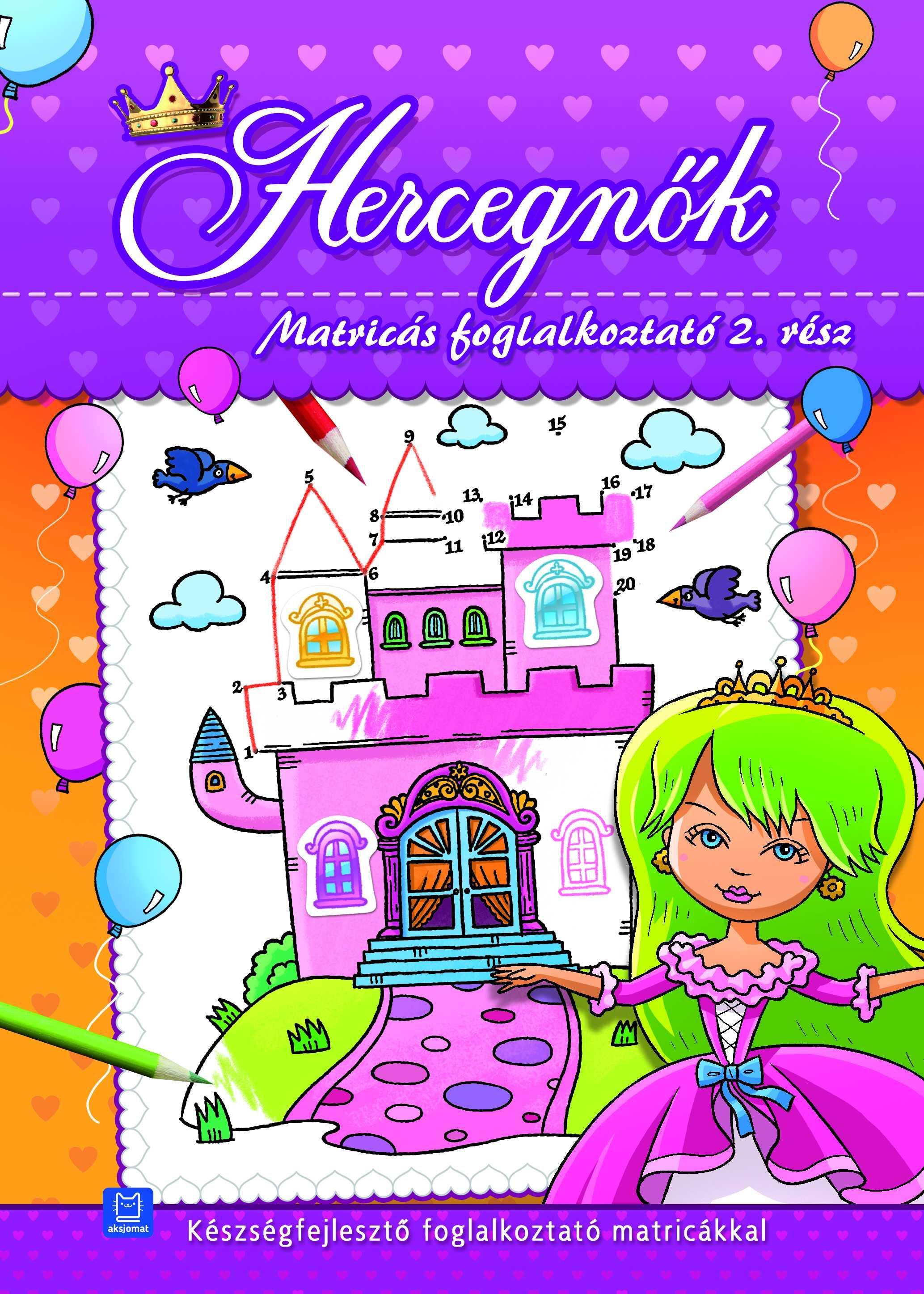 HERCEGNŐK - MATRICÁS FOGLALKOZTATÓ 2. RÉSZ