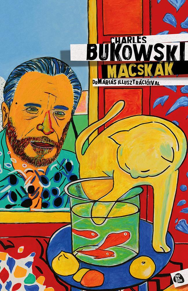 MACSKÁK - DR. MÁRIÁS ILLUSZTRÁCIÓIVAL