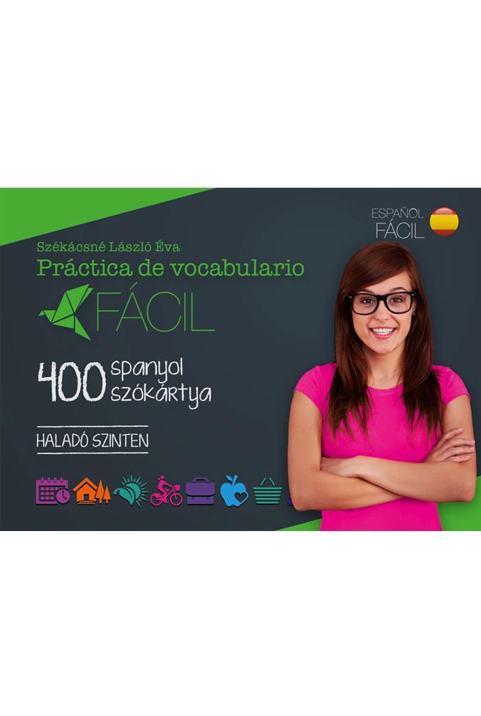 400 SPANYOL SZÓKÁRTYA - HALADÓ SZINTEN (FÁCIL)