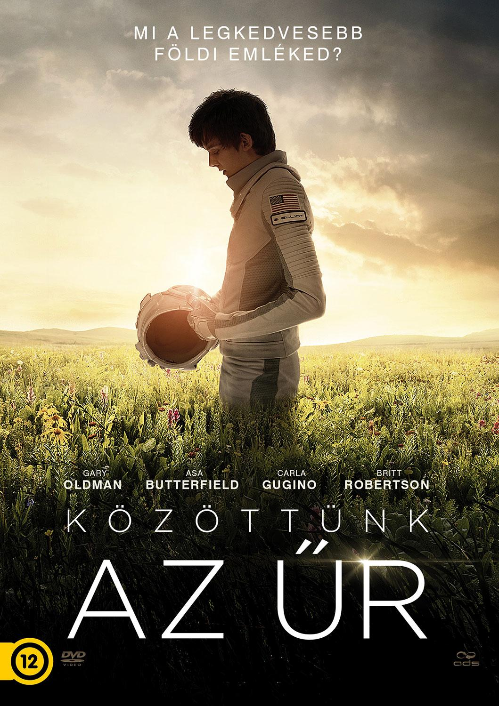 KÖZÖTTÜNK AZ ŰR - DVD -