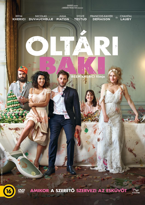 - OLTÁRI BAKI - DVD -