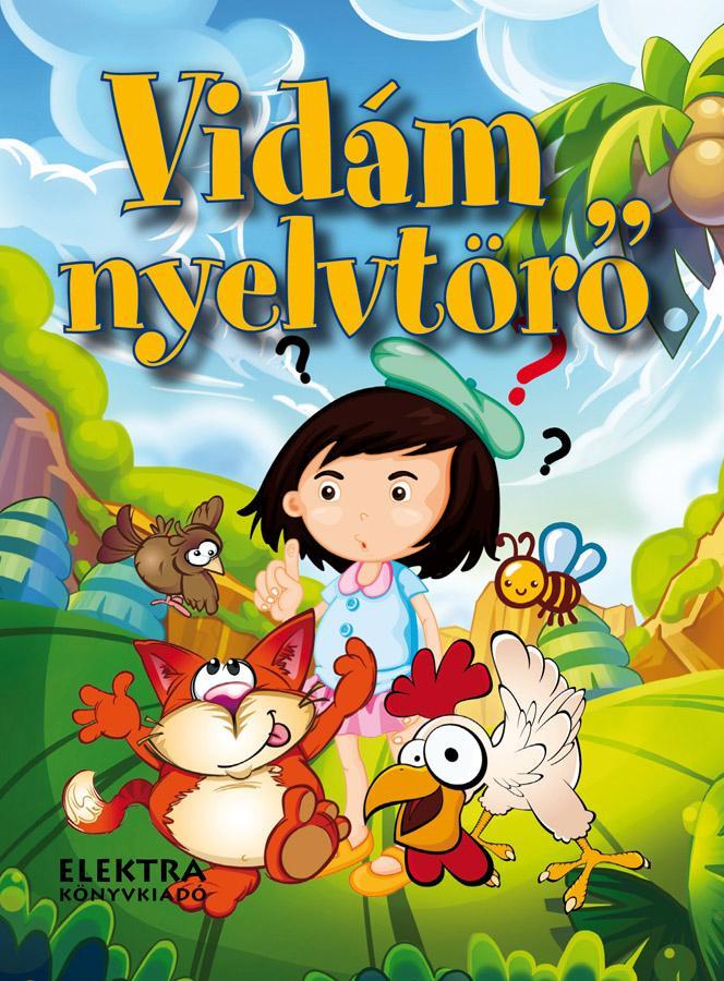VIDÁM NYELVTÖRÕ - LEPORELLÓ