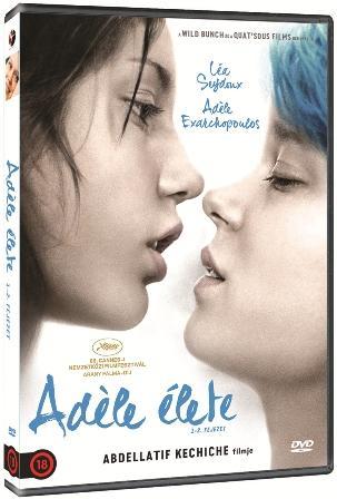 - ADÉLE ÉLETE 1-2. FEJEZET - DVD -