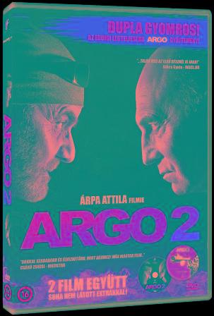 - ARGO: DUPLA GYOMROS – ARGO 1-2. - 2 DVD -
