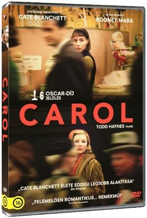 - CAROL - DVD -