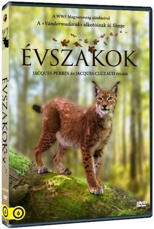 ÉVSZAKOK - DVD -