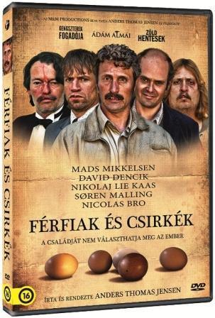 FÉRFIAK ÉS CSIRKÉK - DVD -