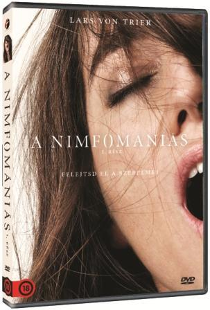 - A NIMFOMÁNIÁS 1.RÉSZ - DVD -