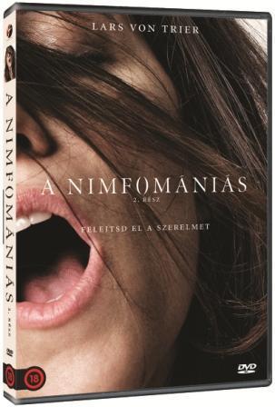 - A NIMFOMÁNIÁS 2.RÉSZ - DVD -
