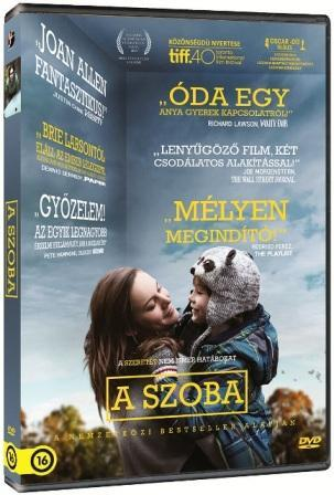 - A SZOBA - DVD -