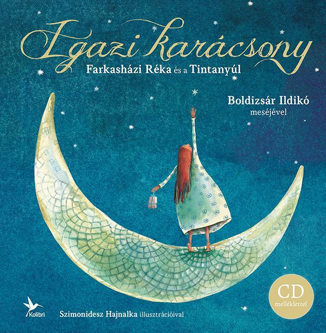 IGAZI KARÁCSONY - CD MELLÉKLETTEL